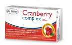 Dr. Böhm, Cranberry complex, 30 tablet