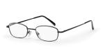 Filtral bralna očala F45132 (+1,0), črna