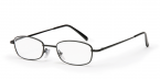 Filtral bralna očala F45136 (+3,0), črna