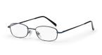 Filtral bralna očala F45124 (+3,0), modra
