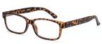 Filtral bralna očala F45553 (+3,5), rjava