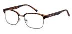 Filtral bralna očala F45631 (+3,5), rjava
