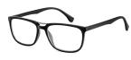 Filtral bralna očala F45618 (+3,0), črna
