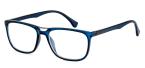 Filtral bralna očala F45612 (+3,0), modra
