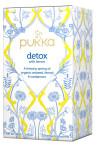 Pukka Detox with Lemon, ekološki čaj, 20 vrečk