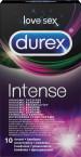 Durex kondom Intense, 10 kondomov