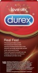 Durex kondom Real Feel, 10 kondomov