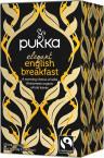 Pukka Elegant English Breakfast, ekološki črni čaj, 20 vrečk