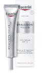 Eucerin Hyaluron-Filler, krema za nego kože okrog oči, 15 ml