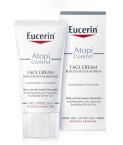 Eucerin AtopiControl, krema za obraz, 50 ml