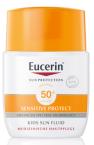 Eucerin Sun Sensitive Protect fluid za zaščito otroške kože pred soncem – ZF 50+, 50 ml