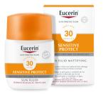 Eucerin Sun, matirni fluid za zaščito obraza - ZF 30, 50 ml