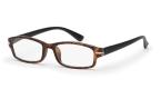 Filtral bralna očala F45404 (+3,0), rjava - črna