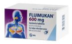 Fluimukan 600 mg, 20 šumečih tablet