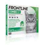 Frontline Combo, kožni nanos - za mačke, 3 pipete