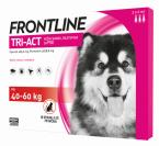 Frontline Tri-Act, kožni nanos- za pse 40 - 60 kg, pipeta 3 X 6 ml