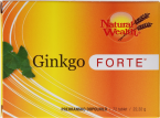 Natural Wealth Ginko Forte, 72 tablet