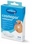 Cosmopor Waterproof sterilen obliž 7,2 x 5 cm, 5 obližev