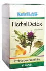 Nutrilab Herbal Detox, 60 kapsul