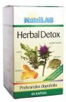 Nutrilab Herbal Detox, 60 kapsul