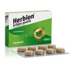 Herbion Bršljan, 24 pastil