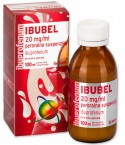Ibubel 20 mg/ml, peroralna suspenzija, 100 ml