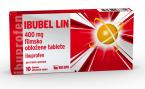 Ibubel Lin 400 mg,10 filmsko obloženih tablet