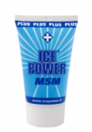 Ice Power, Plus MSM gel, 100 ml