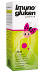 Imunoglukan P4H junior, 120 ml
