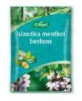 A. Vogel Islandica Menthol, bonboni, 75 g