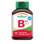 Jamieson Vitamin B12 250 μg, 100 tablet