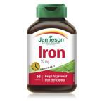 Jamieson Železo, 60 tablet