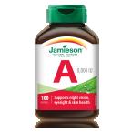 Jamieson Vitamin A 3.000 µg (10.000 IE), 90 kapsul