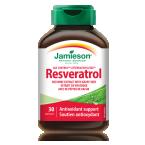 Jamieson Resveratrol, 30 kapsul