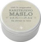 100 % organsko karitejevo maslo, 100 ml