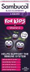 Sambucol za otroke, tekoči izvleček črnega bezga, 120 ml