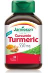 Jamieson Kurkuma 550 mg, 60 kapsul