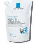 La Roche-Posay Lipikar Syndet AP+, kremni gel za umivanje - refil, 400 ml