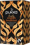 Pukka Lively English Breakfast, ekološki črni čaj, 20 vrečk