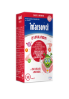 Marsovci z inulinom, okus jagode, 30 tablet