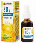 Medex Vitamin D3 1000, 30 ml
