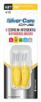 Silver Care  Fine medzobne ščetke, 0,9 mm, 6 kosov
