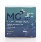 Mg Life 400, 50 vrečk