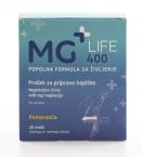Mg Life 400, 20 vrečk