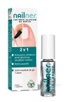 Nailner, lak proti glivicam na nohtih 2 v 1, 5 ml