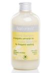 Naturavit, kremni šampon za pogosto umivanje in občutljivo lasišče, 250 ml