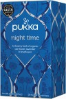 Pukka Night Time, ekološki čaj, 20 vrečk