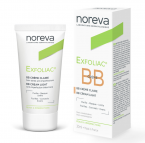 Noreva Exfoliac BB krema – svetla, 30 ml