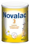 Novalac 3, nadaljevalno mleko za majhne otroke, 400 g