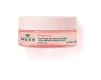 Nuxe Very Rose izjemno osvežilna gel maska za čiščenje kože, 150 ml